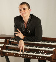 Cameron Carpenter, organist